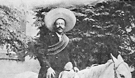 Pancho Villa — the Warm-up Act